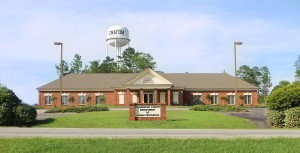 Alabama Department of Human Resources - Chatom, AL Branch (photo credit: Jessie Williams)